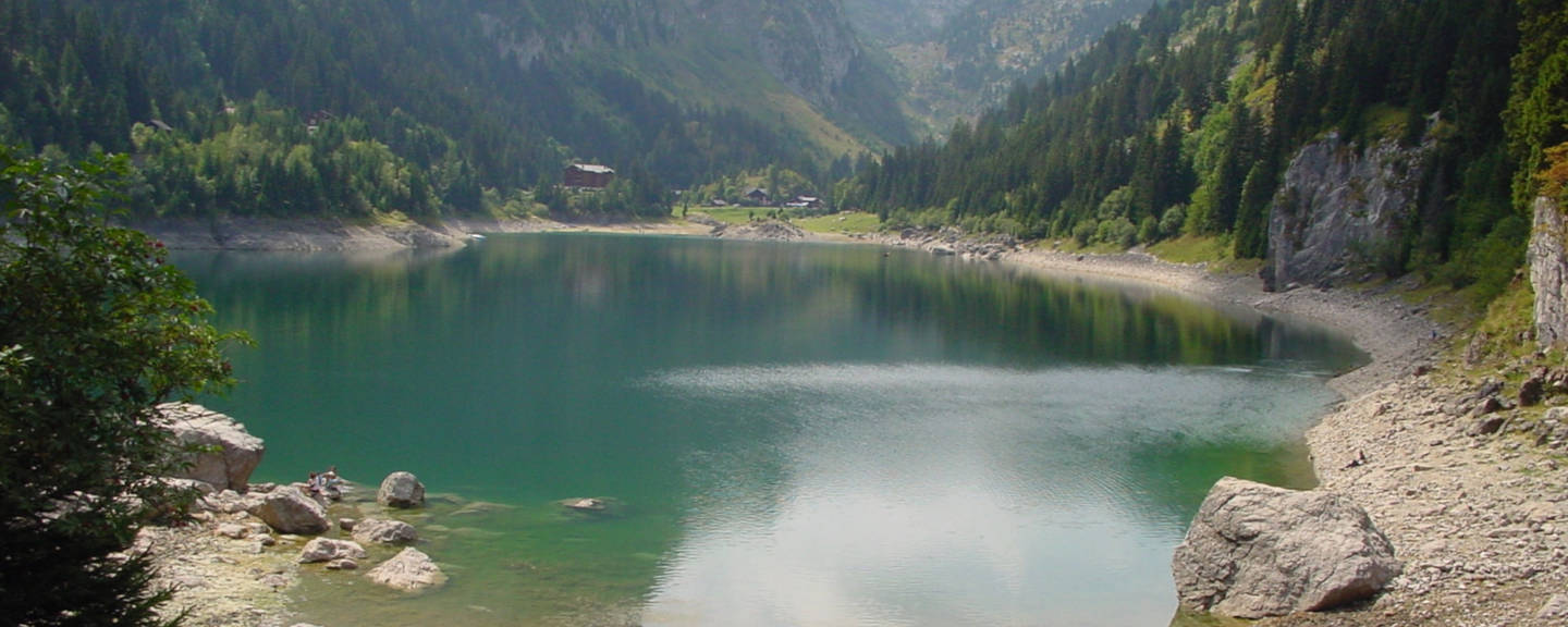 Lac Taney Valais